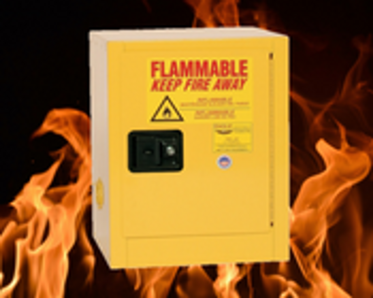 Small Flammable Cabinets