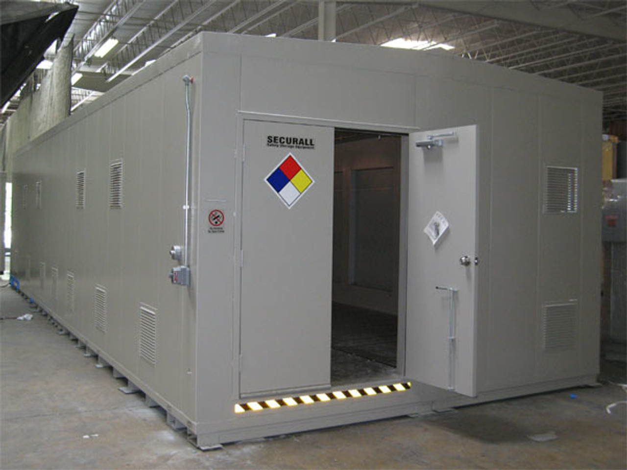 HazMat Hazardous Material Storage Buildings