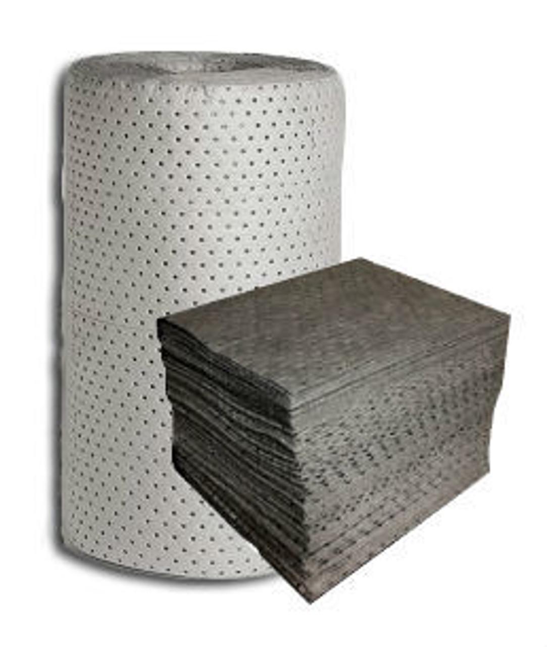 Universal Gray Bonded Pads & Rolls