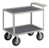 Instrument Cart with Hand Guard
