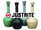 JUSTRITE Outdoor Ashtrays