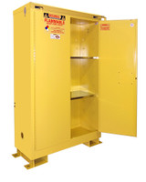 Securall Outdoor Weatherproof Flammable Cabinets