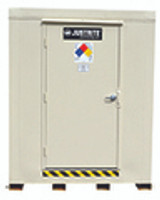 Justrite Fire Rated Outdoor Safety Lockers