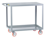 Welded Service Carts