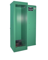 Medical Cylinder Locker Cabinets