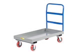 3 Inch Lip Edge Platform Trucks