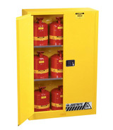 Justrite Flammable Cabinets Specials
