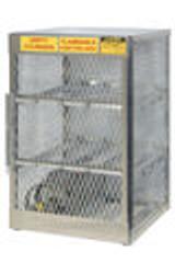 Justrite Cylinder Storage Lockers