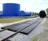 Railroad Track Pans