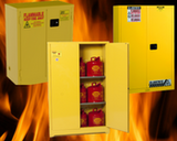 45 Gallon Flammable Cabinets