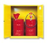 Justrite Drum Storage Cabinets