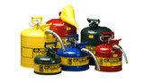 Safety Cans & Containers for Flammables