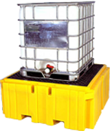 UltraTech IBC Spill Containment Pallets