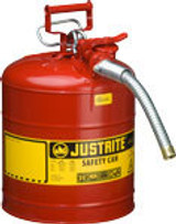Justrite Type-II Safety Cans
