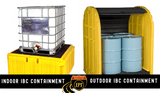 ​IBC & Tote Spill Containment Pallets – An End to Your Spillage Woes