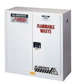 Justrite Flammable Waste Storage Cabinets