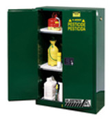 JUSTRITE Pesticide Safety Cabinets