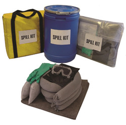 Zipper Bag Oil Only Spill Kit