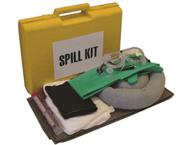 First Responder Oil Only Spill Kit