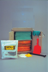 Wall Mount Spill Kit
