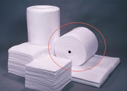 Oil Only Split Absorbent Roll