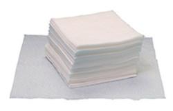 WIPE-800 Universal Air Laid Crepe Fold Wipes