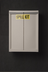 Wall Mounted Oil Only Spill Kit