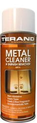 Aerosol Metal Cleaner