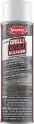 Aerosol Oven and Grill Cleaner