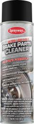 Aerosol Brake Parts Cleaner