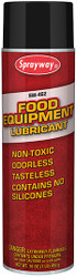 Aerosol Food Equipment Lubricant
