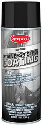 Aerosol Stainless Steel Coating