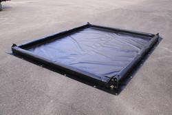 Spill Berm - Foam Wall Containment