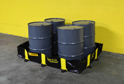 Spill Berm & 55 Gallon Drum Containment