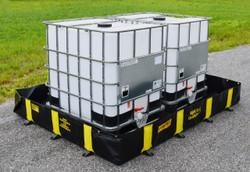 Rigid Lock Spill Containment Berm