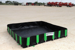 Ultratech Spill Containment L-Bracket Berm