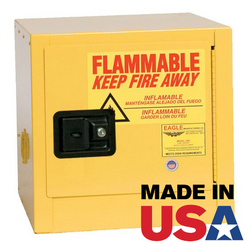 Eagle Small Flammable Cabinet