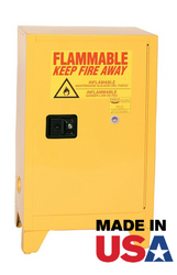 12 Gallon Flammable Cabinet