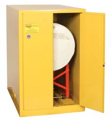 Eagle 55 Gallon Drum Cabinet