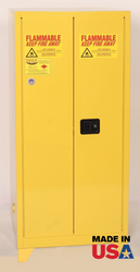 Eagle 60 Gallon Safety Cabinet w/Legs