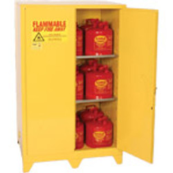 90 Gallon Flammable Cabinet w/Legs