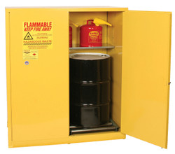Eagle Flammable 55 Gallon Drum Cabinet