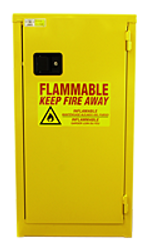 Jamco Flammable Slimline Cabinet - 18 Gallons - Self Close