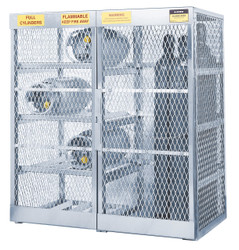 Gas Cylinder Lockers