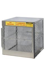 LPG Aluminum Cylinder Locker