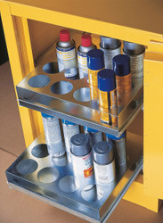 Justrite Aerosol Cabinet