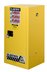 Flammable Safety Cabinet - 15 Gallons