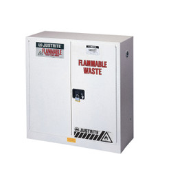 Justrite Flammable Waste Cabinet