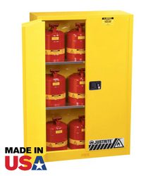 Justrite 45 Gallon Flammable Cabinet