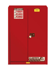 Justrite Paint & Ink Flammable Cabinet 60 Gallons